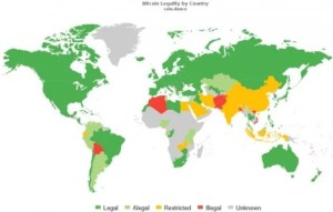 Countries where Bitcoin is Illegal or Restricted - The Complete List