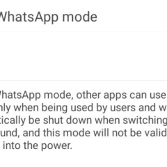 How to Save Data and Stop App Notifications on Infinix Phones Using WhatsApp Mode