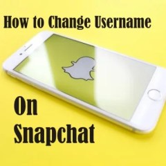 How to Change Username on Snapchat in 2020