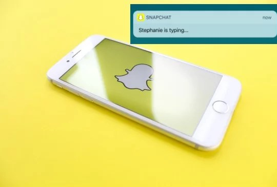 Snapchat Typing Notifications: How to turn it off on iPhone, Android, and PC