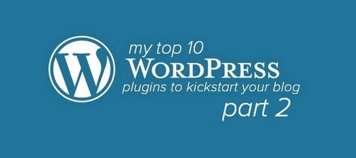Top 10 WordPress Plugins 2