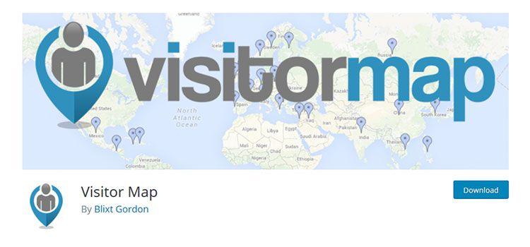 Besucherkarte