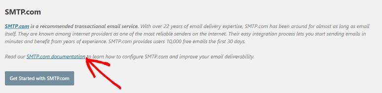Mail-Setup, WT Mail SMTP Plugin Überprüfung