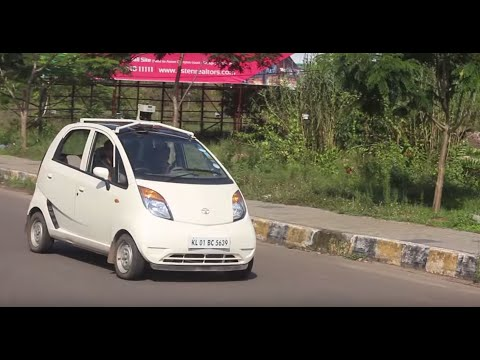 India's First Self-Driving Car To Be Tested On Road Soon