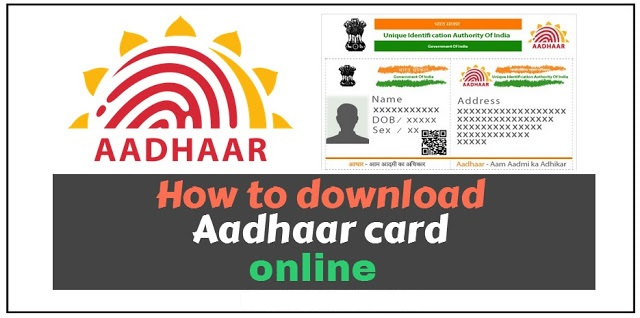 How To Download Your E-Aadhaar in 6 Easy Steps ?