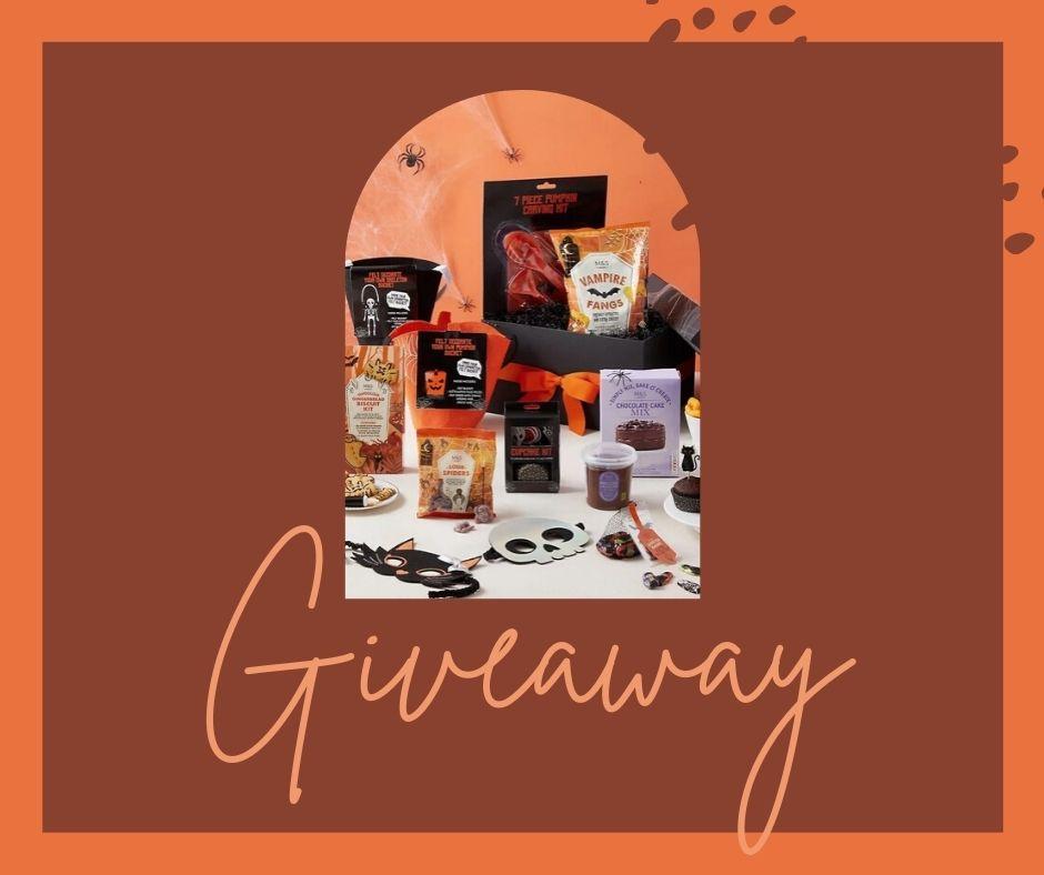 Win a Halloween Spooky Night In A Box hamper
