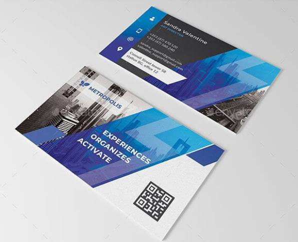 Best Selling Business Card