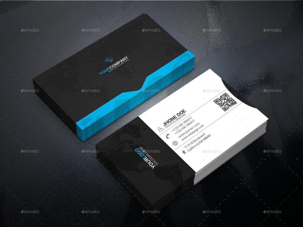 31 professional simple business cards templates for 2018 creative business card buy now accmission Gallery