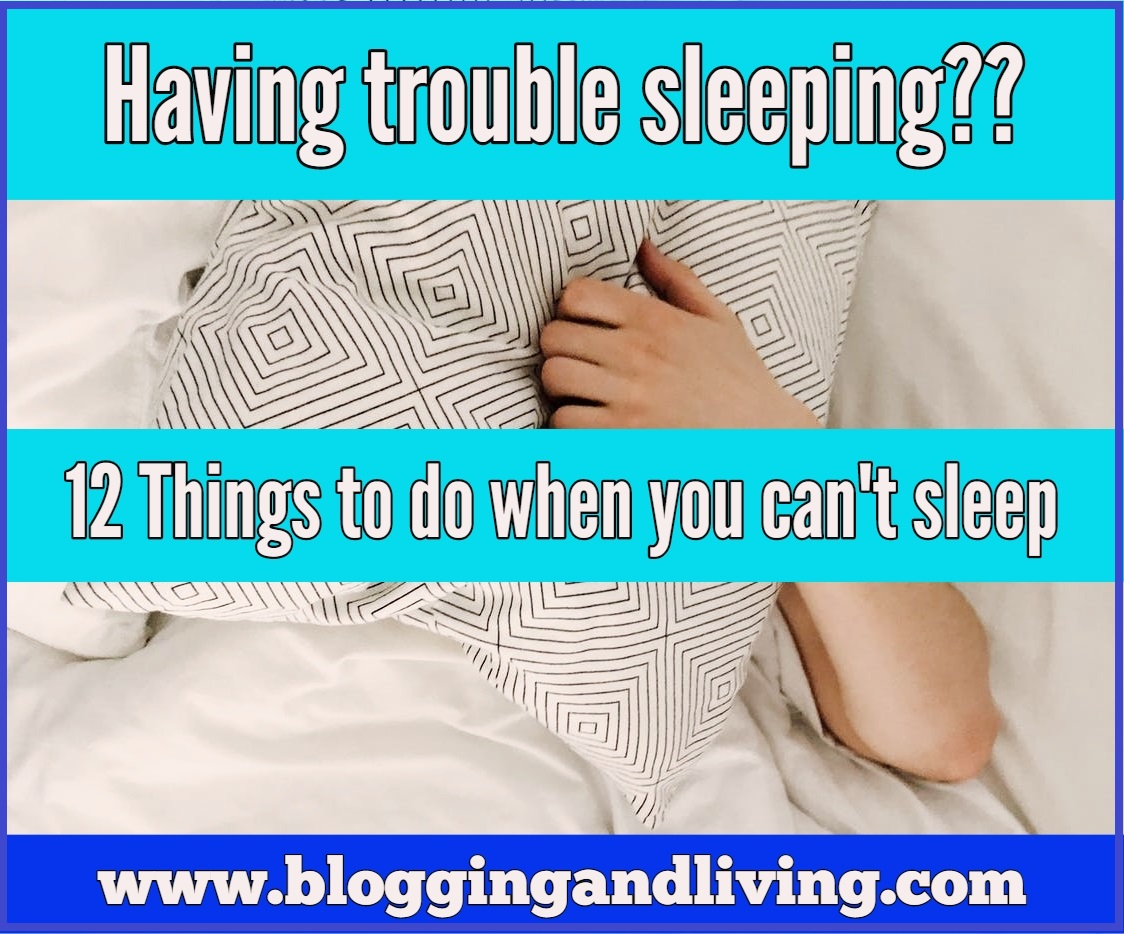 12 Things to do when you can't sleep | How to sleep better