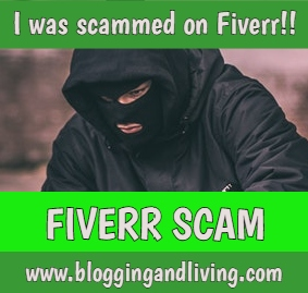 I was scammed while selling on Fiverr | Fiverr Scams
