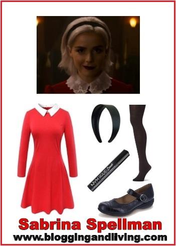 Chilling Adventures of Sabrina Costume
