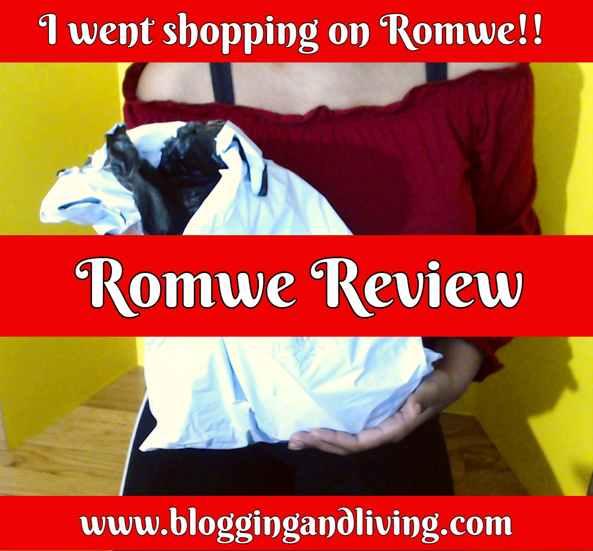 I bought some clothes on Romwe! - Romwe Review