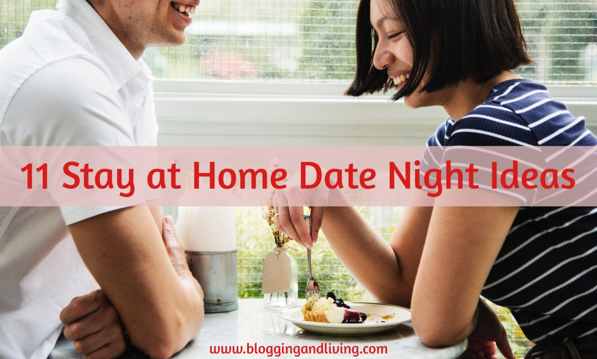 11 Fun and Budget Friendly Stay at Home Date Night Ideas