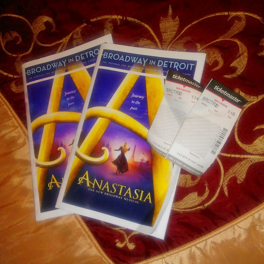 Anastasia Broadway Review