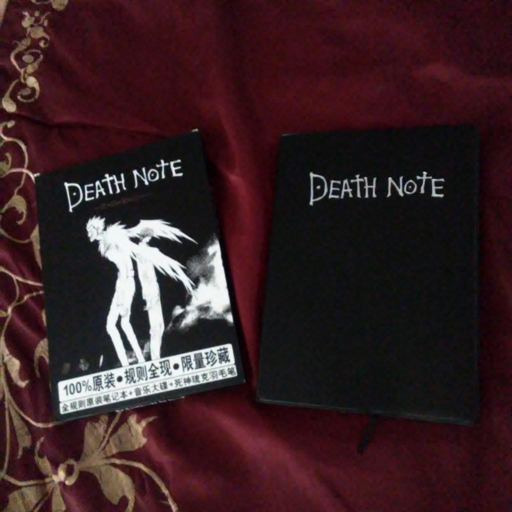 death note book