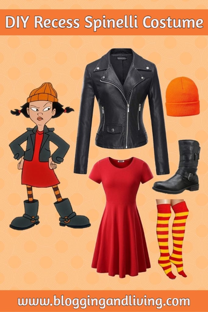 ashley spinelli costume