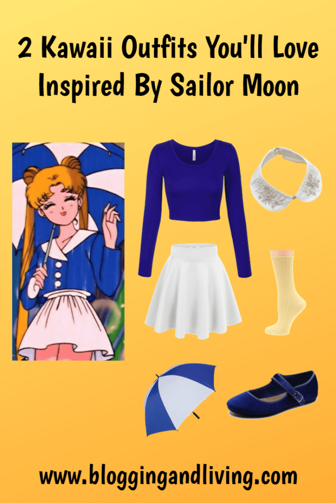2 Kawaii Outfits You'll Love Inspired By Sailor Moon | Fashion