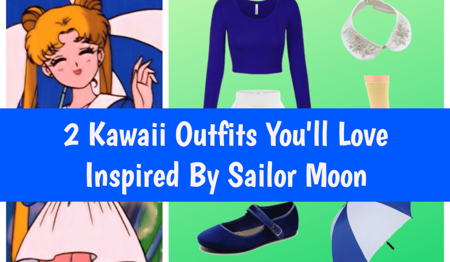 sailor moon fashion