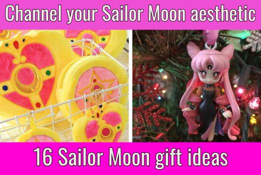 sailor moon aesthetic