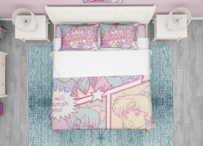sailor moon sheets