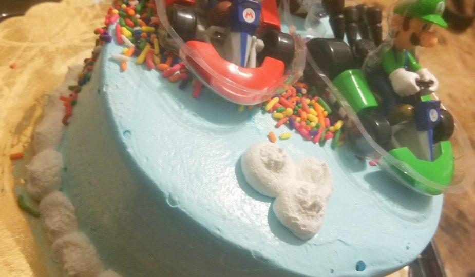 cold stone ice cream cake