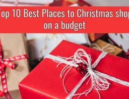 best places to christmas shop