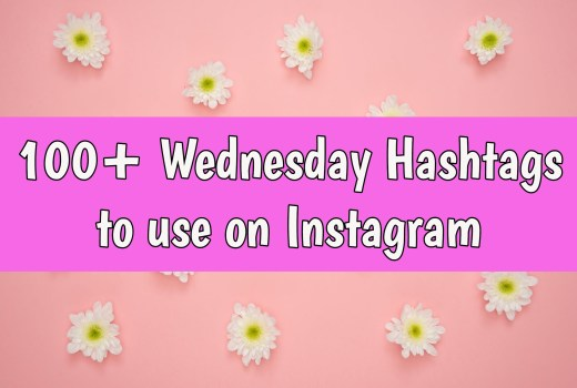 wednesday hashtags