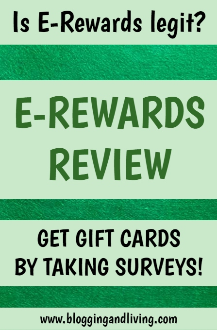 E Rewards review