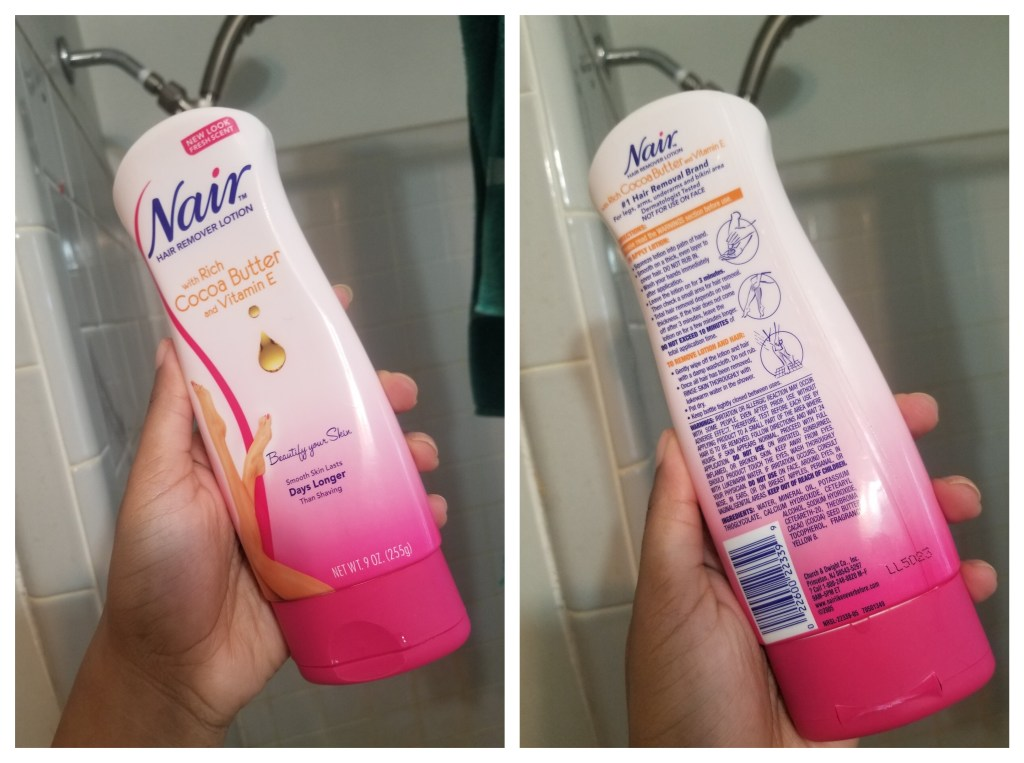 Does Nair hair removal lotion work? A Nair Hair Removal Lotion review – Beauty