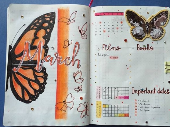 26 Awesome Bullet Journal Spread Ideas to Recreate Today!