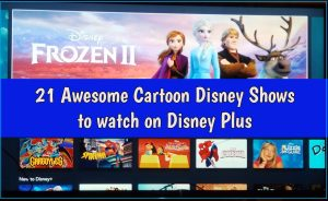 cartoon Disney shows