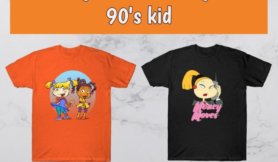 Rugrats shirts