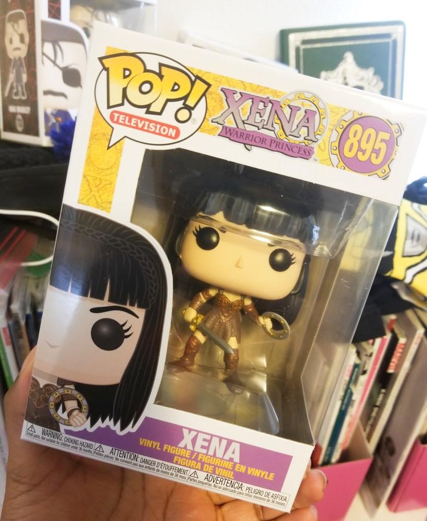 Xena Funko Pop