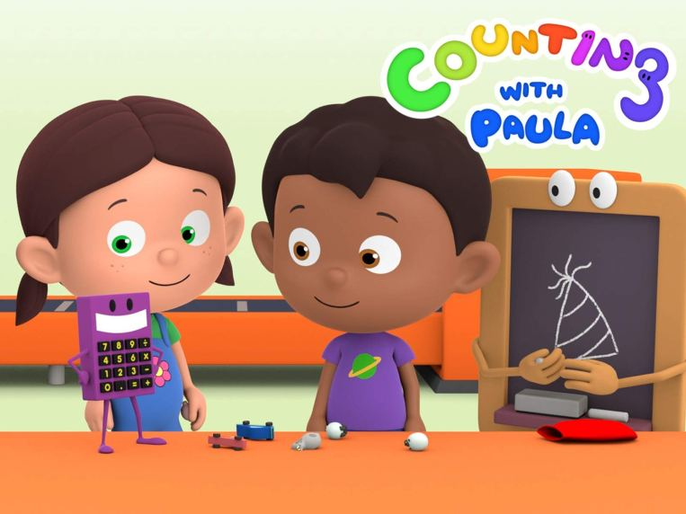 Counting with Paula