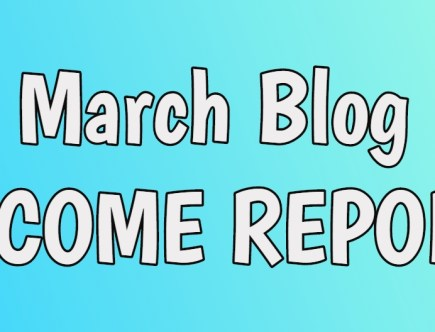 March income report