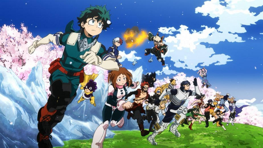 4 reasons why I love My Hero Academia – Review | Anime
