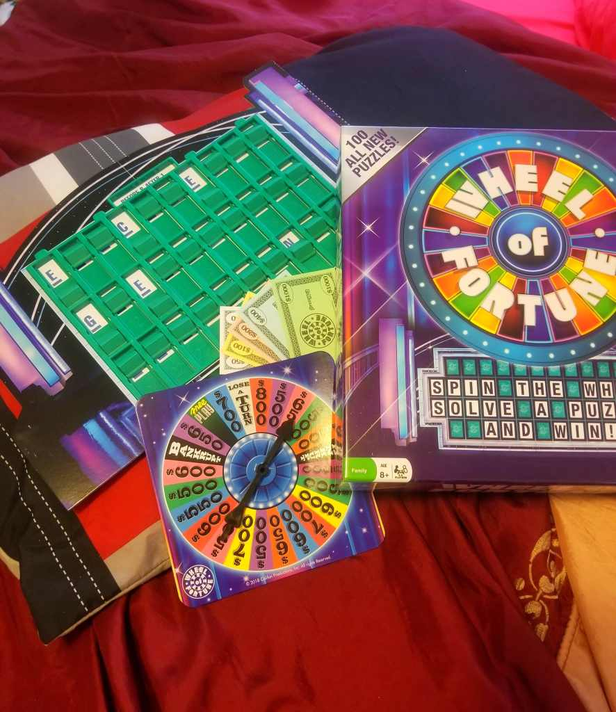 Wheel of Fortune game review