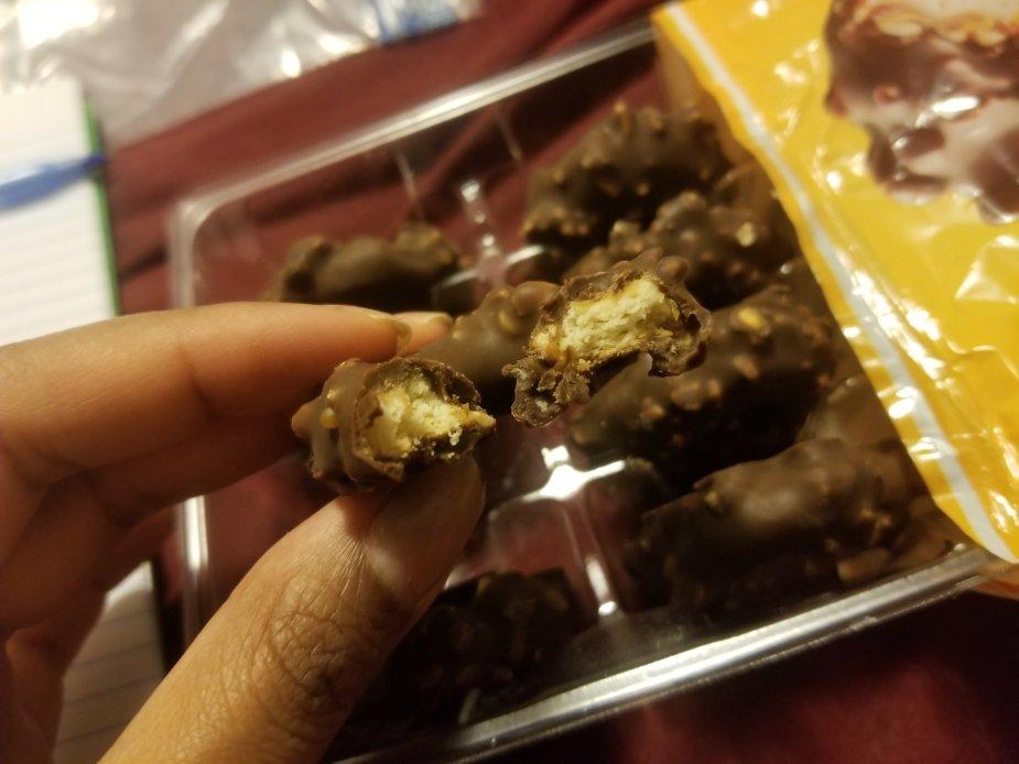 Keebler Caramel Nut Dreams Cookies