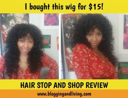 Hair Stop and Shop Review
