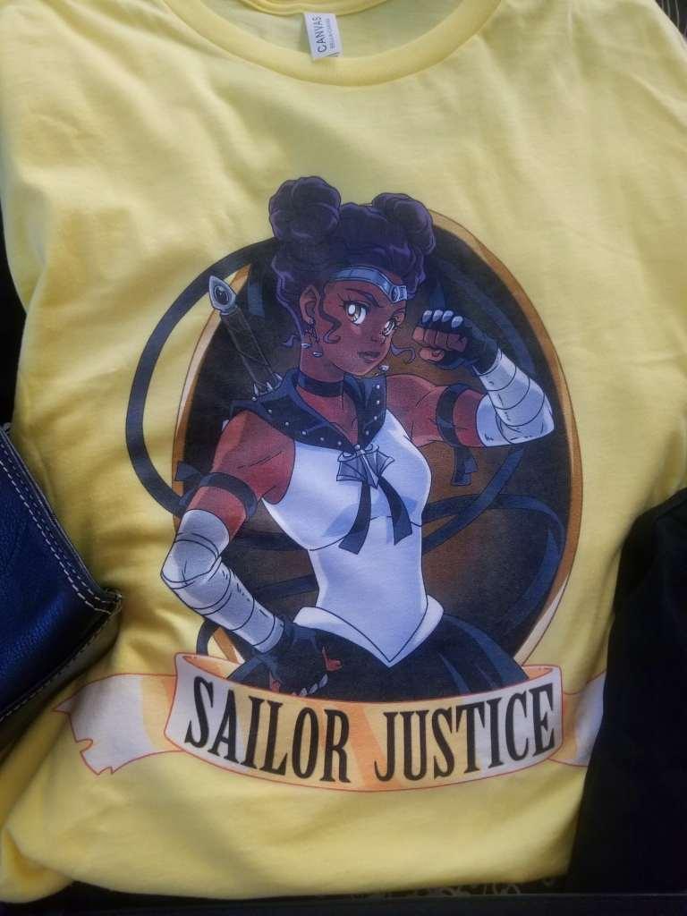 Sailor Justice