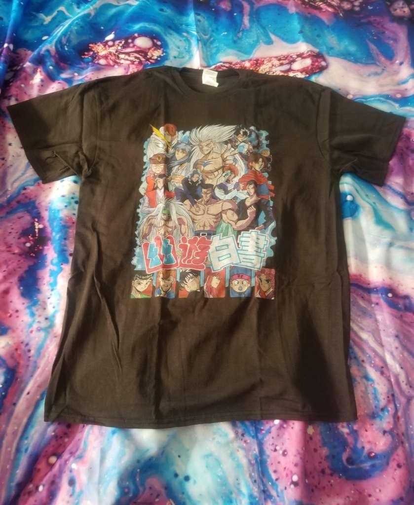 Yu Yu Hakusho shirt