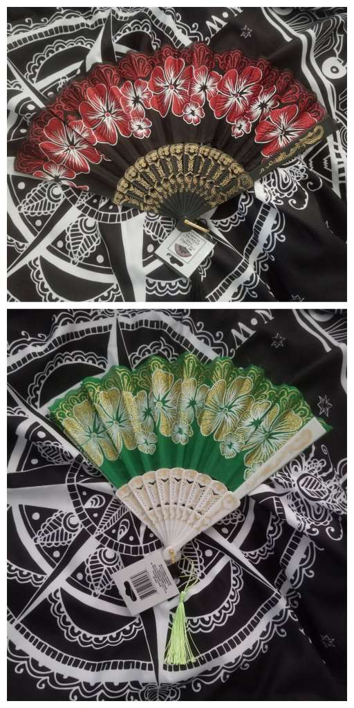 Pretty Hand Fan