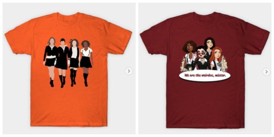 The Craft shirts