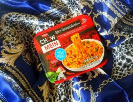 Nissin Chow Mein Teriyaki Beef review