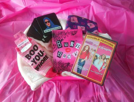 Mean Girls Gift Basket