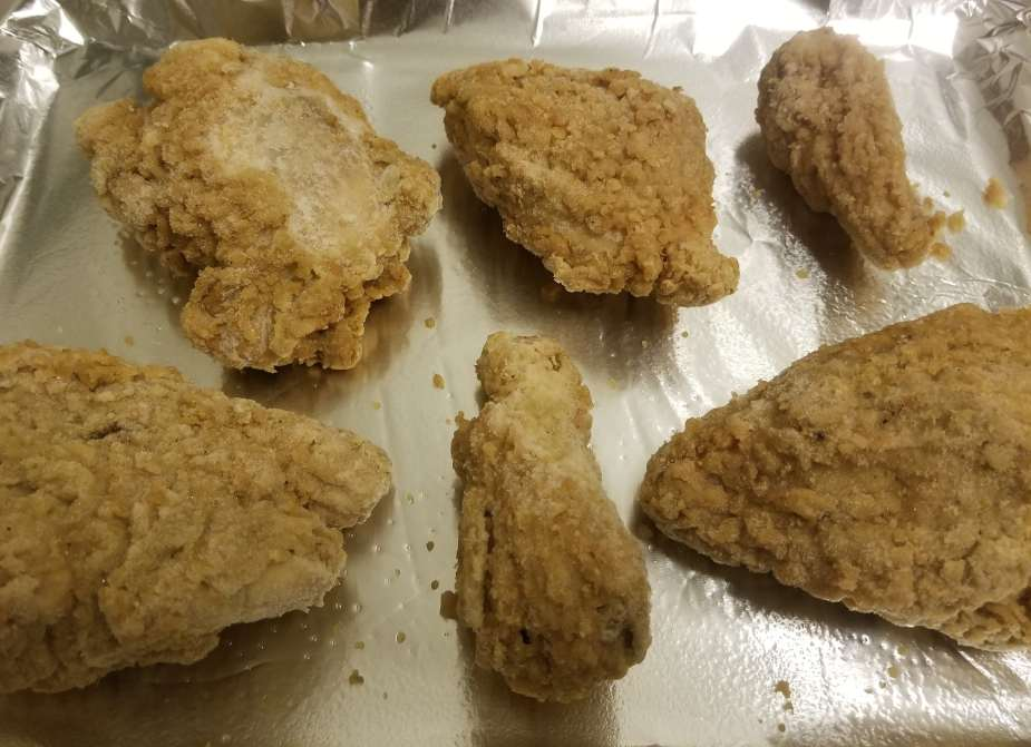 I tried Banquet Fried Chicken – Review