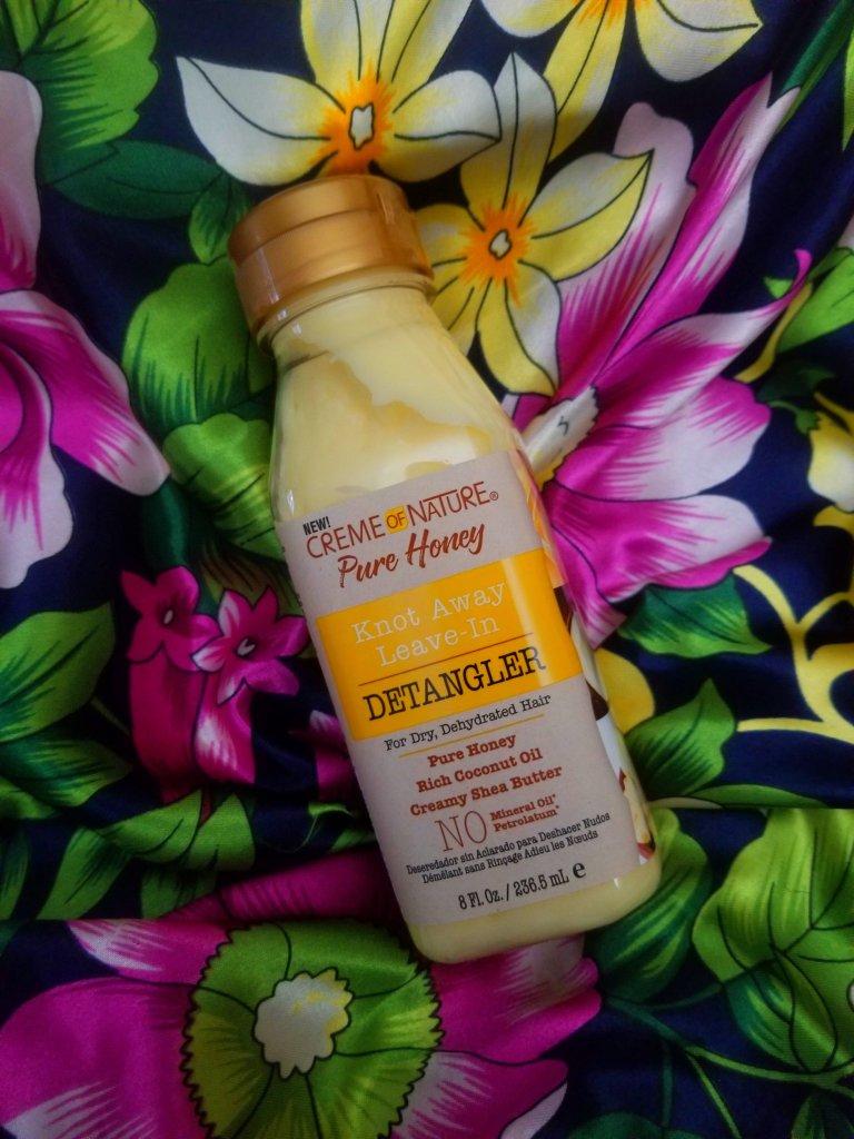 Creme of Nature Pure Honey Detangler