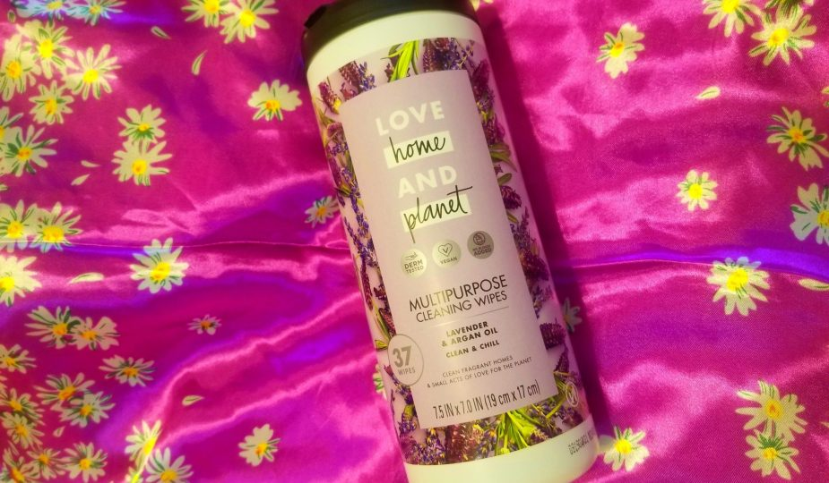 Love Home and Planet Multipurpose Cleaning Wipes review