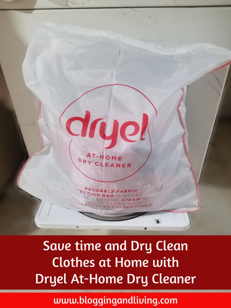 Dry Clean at home