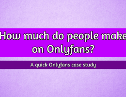 how much do people make on onlyfans